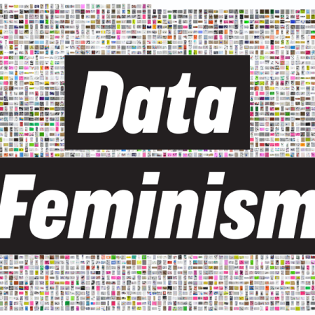 "Cover of ""Data Feminism"""